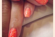 Ongle funy / Des ongles coloré So Shine