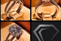 Engagement Rings / by Erica Mudd