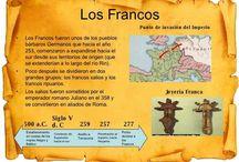Historia: los francos