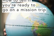 Mission Trips. / 0