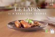 Lapin / Il a beaucoup changé. Maintenant prédécoupé, le lapin est plus facile à cuisiner !