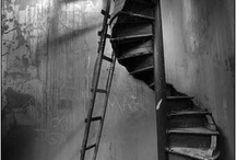 spiraling staircases outta control / by Erinn Haffermehl
