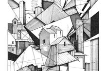 geometric buildings
