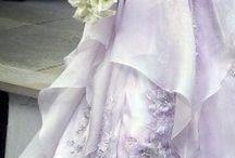 Wedding Dress / Flower Girl