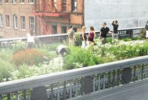 High Line Events / Celebrating events at the High Line, a public park built on a 1.45-mile-long elevated rail structure that runs from Gansevoort Street to 34th Street on Manhattan's West Side.