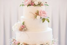 Cakes and Flowers