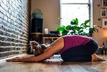 Yoga Inspiration / Yoga and meditation