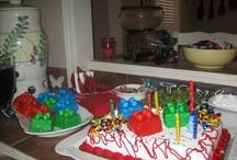 Birthday Party Ideas / by Katie Moody