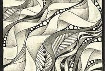 Zentangle 2 / by Usally Jansen
