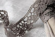 Crochet Borders / by Kim Willmott