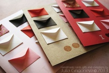 Handmade cards, gifts and invitations by Julia Grigorieva