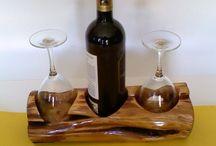 Wine Tree Tables