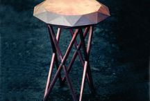 copper furniture & accessories