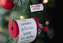 Christmas / by Jen Parkinson