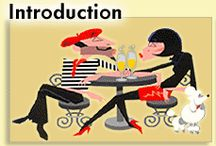 French - Vocab (Slang & Expressions) / by Jenn Campanella