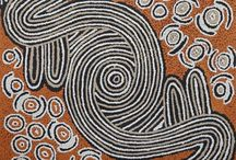 Australian Aboriginal Dot Paintings