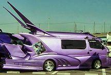Japanese car styling