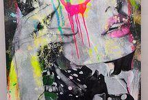 Lauren - Pop Art/inspired