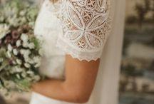 The rustic bride