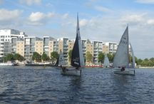 City Sailing London Dinghy Sailing / Dinghy Sailing with City Sailing In London