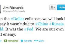 "JIM RICKARDS avertizeaza: Coming Economic Depresion ... ""Vine depresiunea economica!"" (Video)"