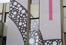 Fassaden mit Folie