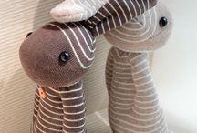 ponožkove hračky