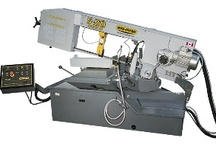 Metal Cutting Band Saws / We carry Hyd-Mech saw, JET and Cosen Band Saws