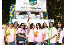 Powai Fest 2015 / We Celebrated Powai like never before, with Powai Fest 2015, a fun festival organised by the Rotary Club of Bombay, Powai.  Date: 16th, 17th and 18th January 2015.