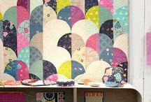 Quilt - Cotton & Steel / Cotton & Steel Quilt  Patchwork