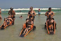 praias para cadeirantes.