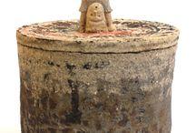 Keramika / Raku ceramics