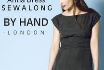 By Hand London Anna Sewalong