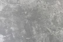 Decoverf Beton Look / Een Beton Look op je muur met onze producten van Decoverf! Gunstig geprijsd en eenvoudig aangebracht.