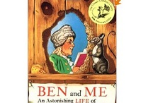 "{books from our ""Ben"" collection} / Books I have collected for my ""Ben"" about other ""Bens"" / by Marcy (Ben and Me)"