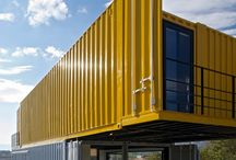 container house modeling