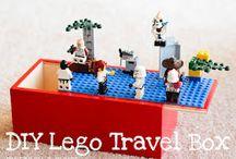 LEGOS!!! / by Angela Moore