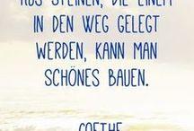 Zitate · Quotes