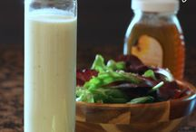 Salad Dressings / by Tori Sparks