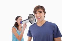 VZŤAHY A RIEŠENIE PROBLÉMOV, BEZIEHUNGE UND LOSUNGE FUR PROBLEME / Riešenie vzťahov medzi  mužom a ženou