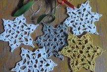 Święta Bożegonarodzenia / ręcznie robiony ozdoby świąteczne