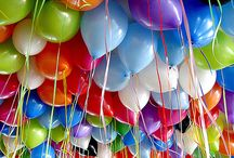 BALLOONS!!!!!!!! / by Ellie Weinstein-Maule