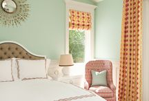 Fun wall color / by Jessica Shearer-Largent