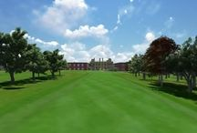Heythrop Park Resort :: 3D Flyovers / Check out our 3D Flyovers #thefutureofgolf - http://www.wholeinonegolf.co.uk/uk/england/oxfordshire/heythrop/heythrop.htm