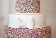 Wedding cake color