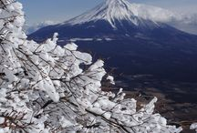 Mountains and volcanoes / The most beautiful mountains and volcanoes on the planet. / by Guillermo Maldonado