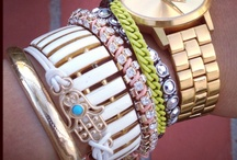 Arm candy / by Valerie McKinney-Keys