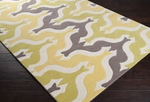 Yellow Area Rugs / Your future looks bright. #arearugs #yellow #yellowrugs