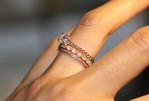 Rings-Jewlery  / by Sativa Chern