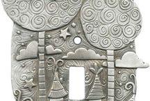 keramika - rámečky